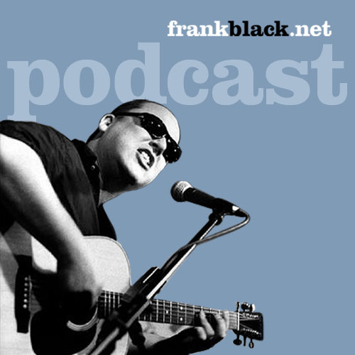 FrankBlack.Net Podcast Logo (for now)
